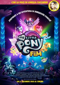 my little pony il film film 2017