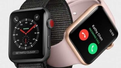 apple watch series 3 continua a stupire fornitori al settimo cielo