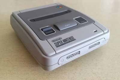 nintendo classic mini super nintendo entertainment system recensione