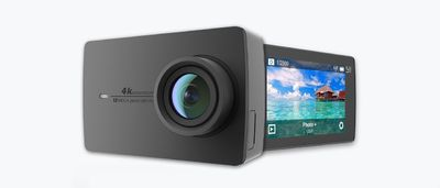 yi action cam 4k su amazon prima del black friday